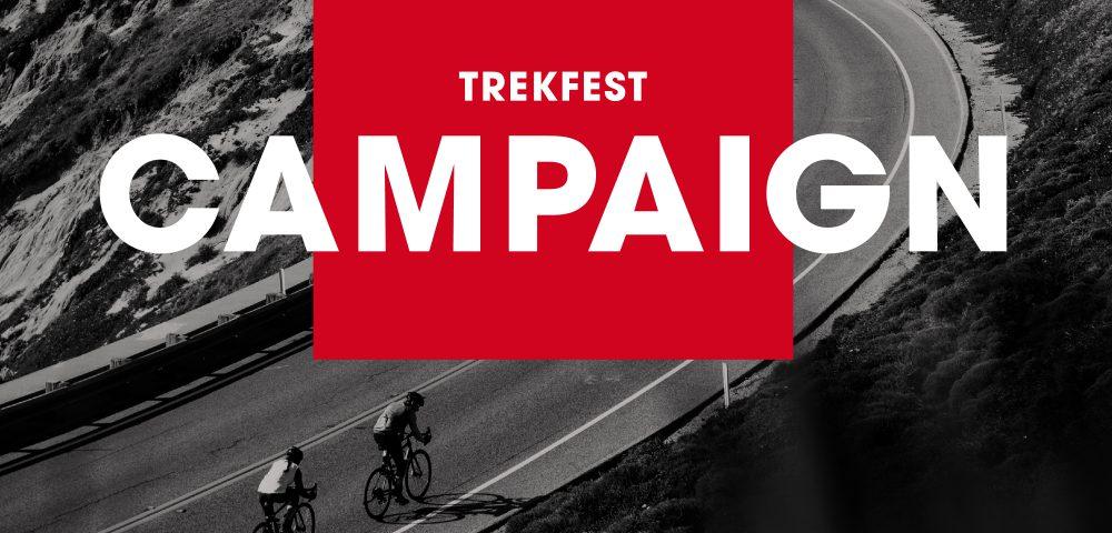 TREK FESTキャンペーン