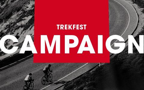 「トレックフェスト」キャンペーン開始!